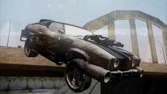 Mad Max 2 Ford Landau