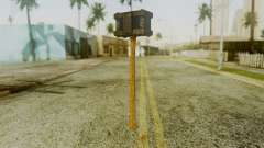 Bogeyman Hammer from Silent Hill Downpour v1 for GTA San Andreas