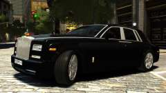 Rolls-Royce Phantom 2013 v1.0 for GTA 4