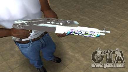 Graf Spas-12 for GTA San Andreas