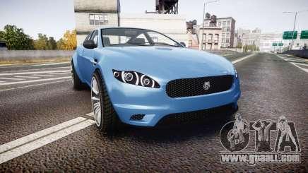 GTA V Ocelot Jackal new york plates for GTA 4