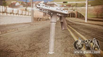 TEC-9 v2 from Battlefield Hardline for GTA San Andreas