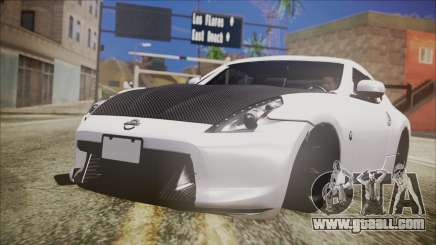 Nissan 370Z SPPC for GTA San Andreas