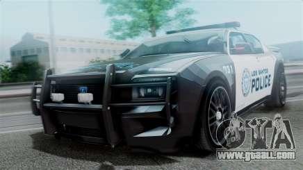 Hunter Citizen Police LS IVF for GTA San Andreas
