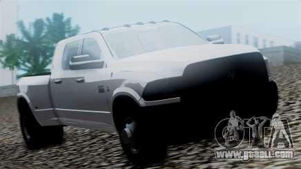 Dodge Ram 3500 2010 for GTA San Andreas