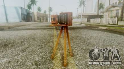 Red Dead Redemption Camera for GTA San Andreas