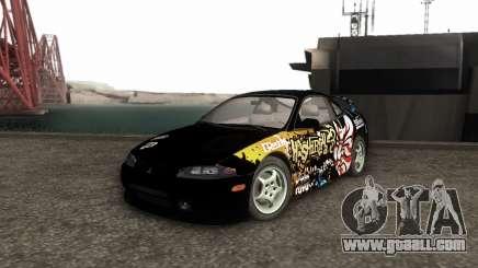 Mitsubishi Eclipse GSX NFS Prostreet for GTA San Andreas