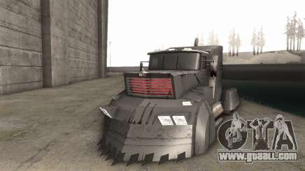 The Mad Max Truck for GTA San Andreas