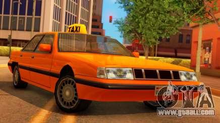 Taxi Intruder for GTA San Andreas