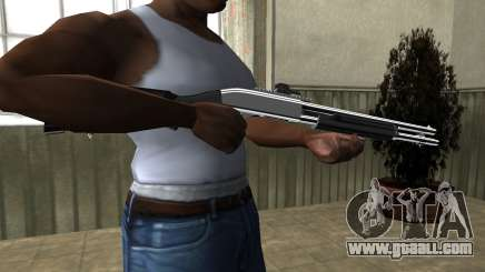 Royal Squad Shotgun for GTA San Andreas