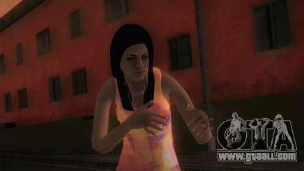 Alara Model Girl for GTA San Andreas