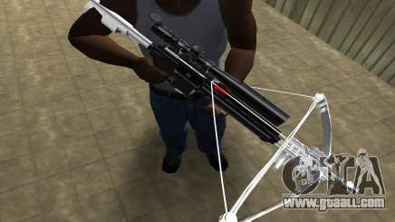 Crossbow for GTA San Andreas