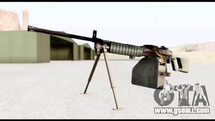 Type 88 Battlefield 4 for GTA San Andreas