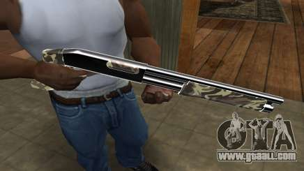 Militarry Shotgun for GTA San Andreas