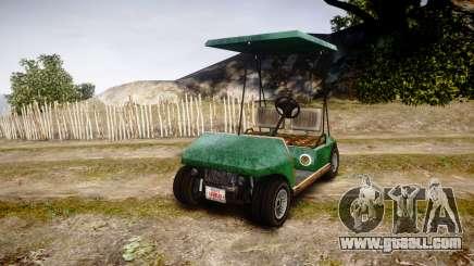 GTA V Nagasaki Caddy for GTA 4
