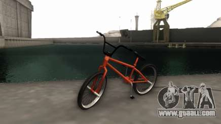 BMX HD for GTA San Andreas