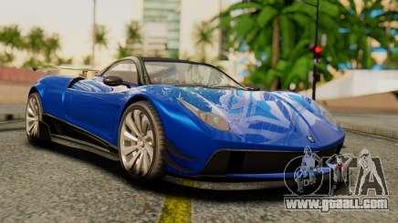 Pegassi Osyra Extra 1 for GTA San Andreas