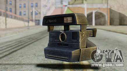 Camera from Silent Hill Downpour for GTA San Andreas