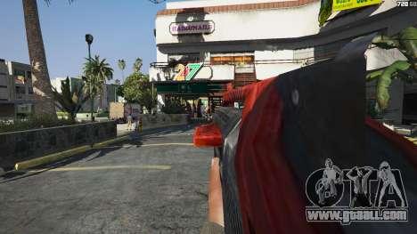 M-76 Revenant из Mass Effect 2 for GTA 5