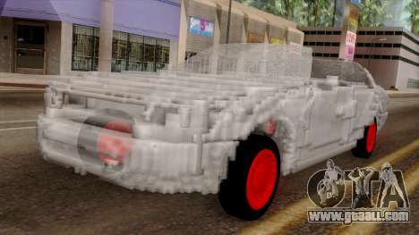 Kerdi Design Washington Crystals for GTA San Andreas right view