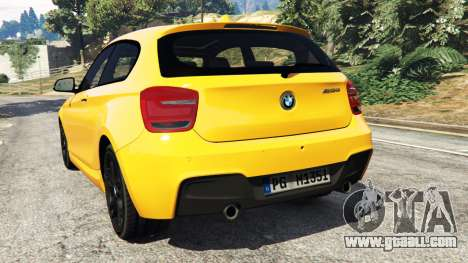BMW M135i (F21) 2013 for GTA 5