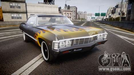Chevrolet Impala 1967 Custom livery 2 for GTA 4