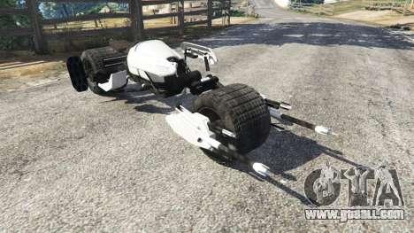 Batpod for GTA 5