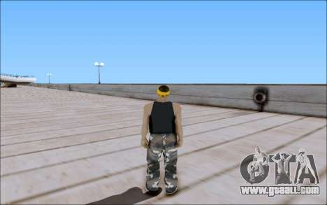Los Santos Vagos Skin Pack for GTA San Andreas sixth screenshot