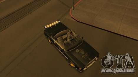 FreeShow Feltzer for GTA San Andreas engine