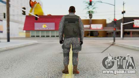 [GTA5] BlackOps1 Army Skin for GTA San Andreas third screenshot