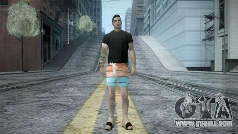 Beach Bum Vmaff1 for GTA San Andreas second screenshot