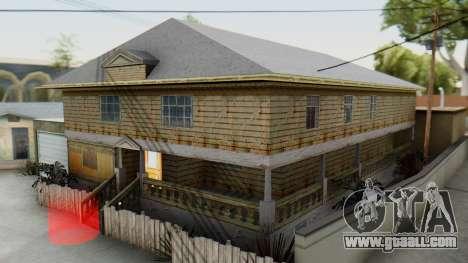 New CJs House for GTA San Andreas