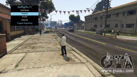 GTA 5 GodRagPro 1.1 second screenshot