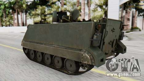 M113 from CoD BO2 for GTA San Andreas left view