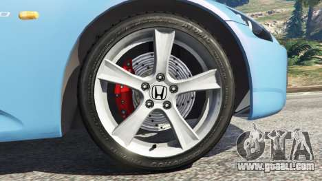 Honda S2000 for GTA 5