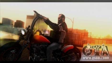 Saturation ENBSeries for GTA San Andreas forth screenshot