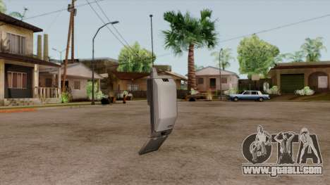 Original HD Cell Phone for GTA San Andreas second screenshot