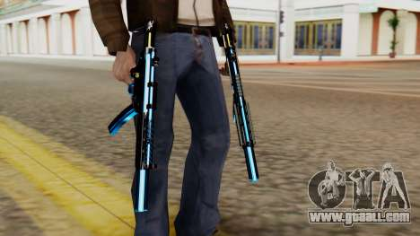 Fulmicotone MP5 for GTA San Andreas third screenshot