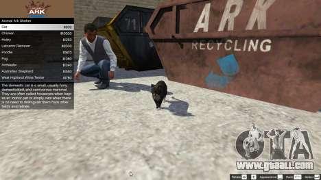 GTA 5 Animal Ark Shelter third screenshot