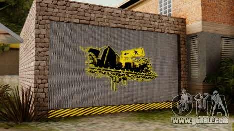 The CJ house for GTA San Andreas third screenshot