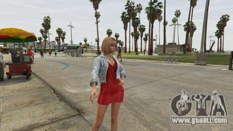 GTA 5 Additional models of people and vehicles 0.8 a fifth screenshot
