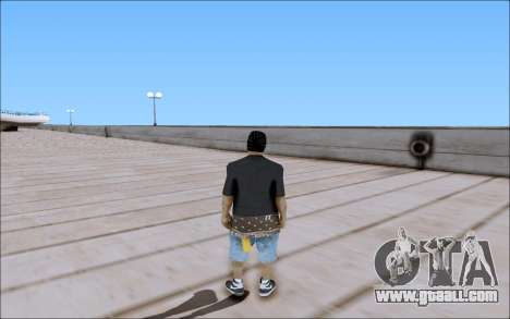 Los Santos Vagos Skin Pack for GTA San Andreas second screenshot