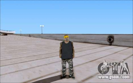 Los Santos Vagos Skin Pack for GTA San Andreas third screenshot