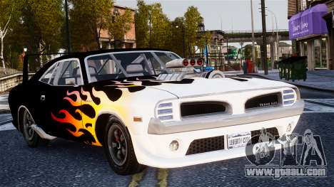 Patriot Vegas G20 Firebomb for GTA 4