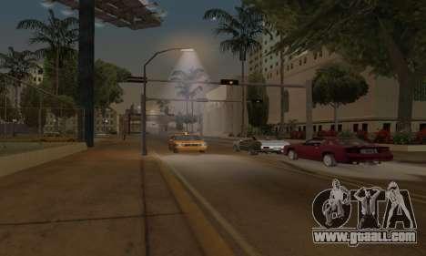 Lamppost Lights v3.0 for GTA San Andreas