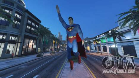 GTA 5 Statue Superman second screenshot