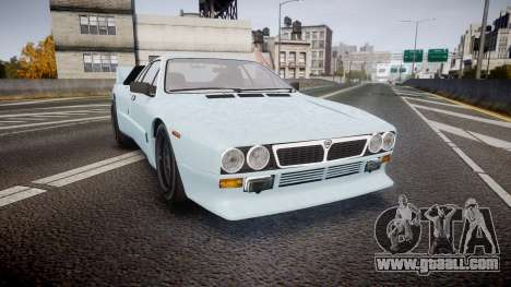 Lancia 037 Stradale 1982 for GTA 4