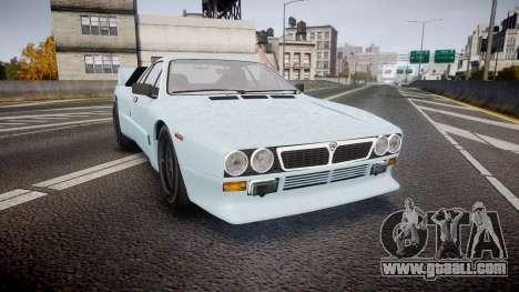 Lancia 037 Stradale 1982 for GTA 4