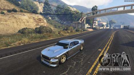 GTA 5 Spontaneous Chaos 0.08 fourth screenshot
