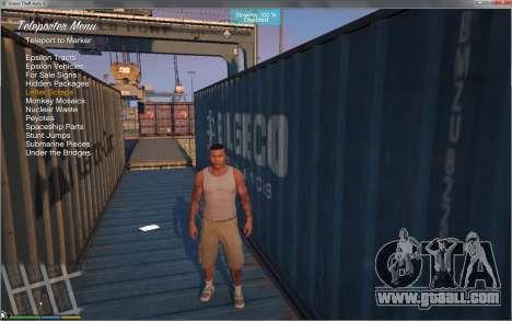 GTA 5 Collectable Collector second screenshot